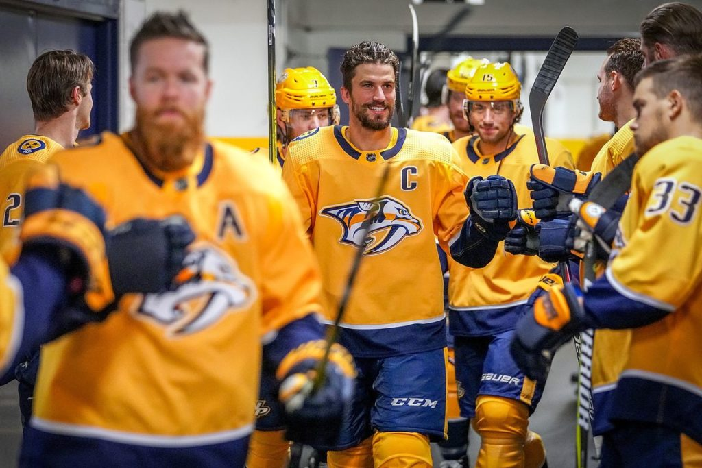«Нэшвилл Предаторз» – «Аризона Койотис»: прогноз на серию предварительного раунда плей-офф НХЛ
