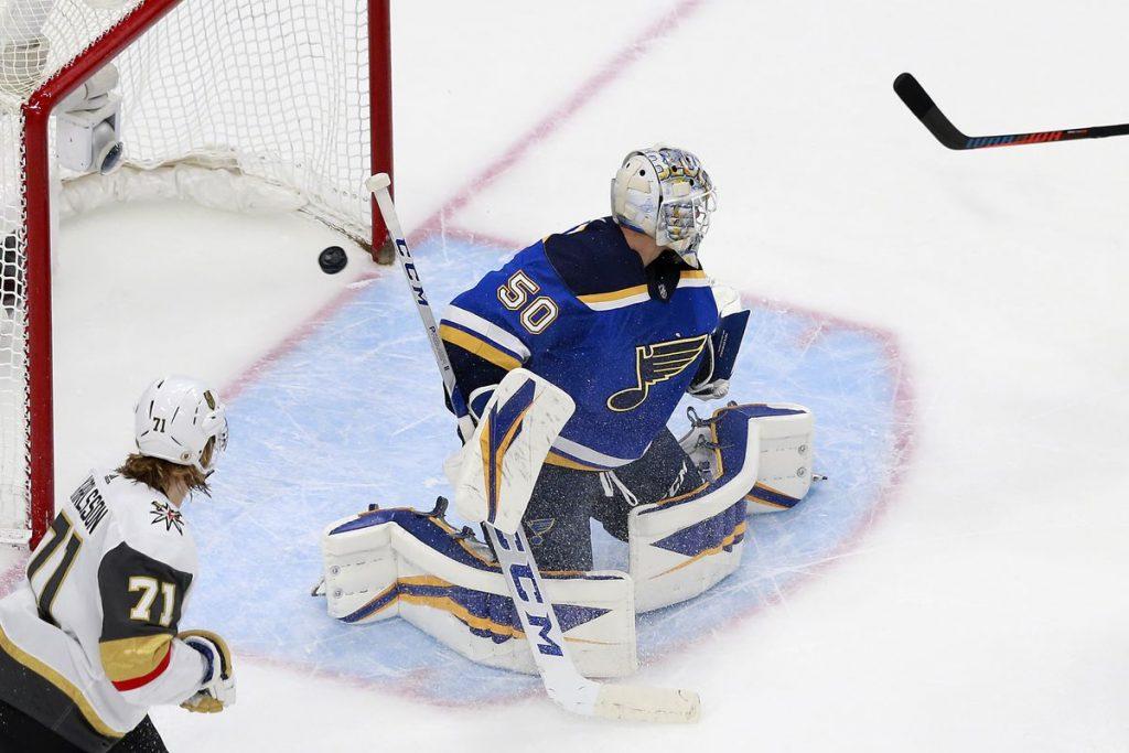 «Сент-Луис Блюз» – «Ванкувер Кэнакс»: прогноз на 1 матч 1 раунда плей-офф НХЛ