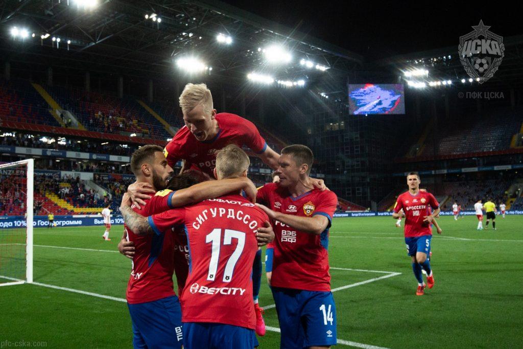 «Химки» – ЦСКА: прогноз на матч 1-го тура чемпионата России